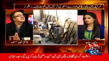 Dr Shahid Masood Discloses List Of Political Parties Having Militant Wings..A Slap To All Parties
