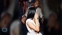 Kanye West Congratulates Kim Kardashian With Nude Pics of Kim Kardashian