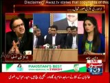 MQM would have been declared banned organization, if their back door negotiations failed with MQM - Dr. Shahid Masood