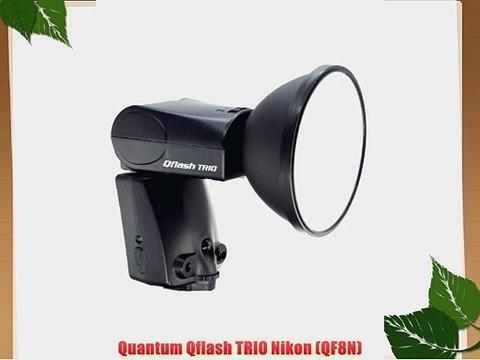 QFT5d-R Quantum Qflash Handle Mount Camera Flashes