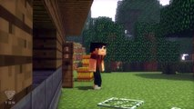 "Minecraft Song ""Friends"" (Minecraft Song by Minecraft Jams) Minecraft Animation"