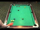 Billiards Match Chris Collins vs Jay Keller Pt 2