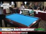 Artistic Pool Masters Pool Trick Shots Part 2