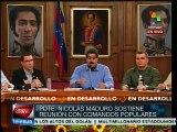 Maduro anuncia que Venezuela cumplió sus compromisos internacionales