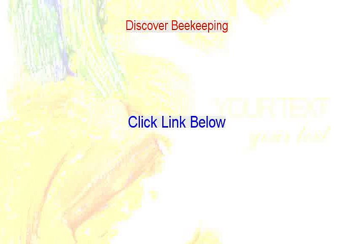 Discover Beekeeping Reviewed – Legit Review [2015]