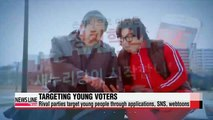 Korea's political parties using social and digital media to draw young voters