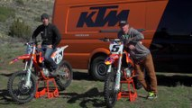 Dirt Rider Adventures, Episode 1: KTM Factory Editions