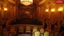 Visite interdite du château de Fontainebleau #4 : les coulisses du théâtre impérial inutilisées depuis 150 ans