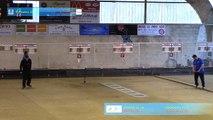 Second tour intégral, Romans contre Mâcon, Club Elite 2 J10, Sport Boules, saison 2014 / 2015