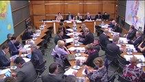 11 mars 2015: Commission du développement durable et de l'aménagement du territoire