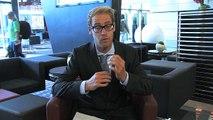 Interview de Neil Beecroft, responsable de la mise en œuvre des questions de développement durable dans les opérations de l'UEFA