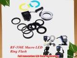 BestDealUSA LED Macro Ring Flash Light Kit for Sony Alpha A850 A580 A500 A230 A200 A77 A65