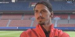 Zlatan Ibrahimovic : his apologies to the french people