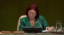 Argentine - Allocution de  Cristina Fernández, Présidente de la République argentine,  ONU 2014