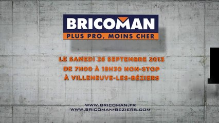 Clip Promotionnel Bricoman
