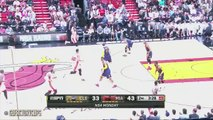 Dwyane Wade vs LeBron James Highlights - Cavaliers vs Heat - March 16, 2015 - NBA Season 2014-15