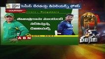 Cricket World Cup 2015 ; De Villiers v Sangakkara