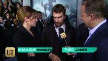 Shailene Woodley & Theo James Promise Bigger_ Sweatier Insurgent Action 2015