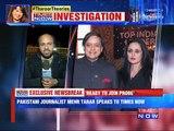 Pak journalist Tarar- Ready to join probe-Pakistan-World