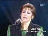WARDA : 7ikayti maa zamane - Taratata 2008 حكايتي مع الزمان