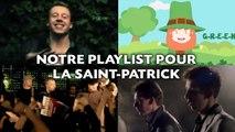 Notre playlist pour fêter la Saint-Patrick comme les Irlandais