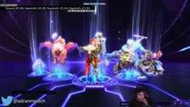 Replay Heroes of the Storm + World of Warcraft - 17 Mars 2015