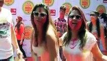 Bollywood Holi Special with Sunny Leone Hot Actress