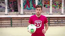 Akka 3000 Tutorial   Trucos De Futbol Sala & Jugadas De Futbol Street Football Skills