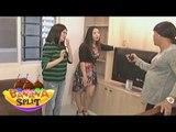 Krissy, Darla visit Julia's house