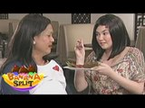 Krissy and Darla try exotic foods