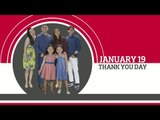 ABS-CBN: January 19 is Kapamilya Thank You Day!