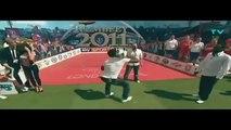 Best Football Freestyle  Ft  Ronaldinho,messi,c ronaldo,maradona,beckham,zidane & More Pt 4