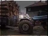 Traktörle Ön Kaldırmak _)