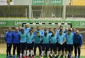 Futsal : J-1, dernier entraînement (Euro 2016)