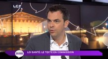 Ça Vous Regarde - L'Info : Invité : Olivier Véran (PS)