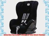 Britax Duo Plus Group 1 Toddler Car Seat (Black Thunder)