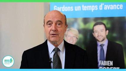 [Gironde Positive] Bordeaux 1 : message d'Alain Juppé