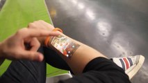 Smart Cicret Bracelet   Awesome