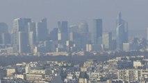 Pic de pollution aux particules fines à Paris
