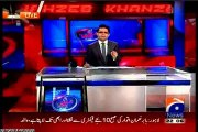 GEO Aaj Shahzaib Khanzada Kay Sath with MQM Barrister Muhammad Ali Saif (17 March 2015)