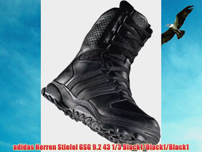 Stiefel 2 Gsg Black1black1black1 Adidas 13 9 Homme 43 f7vgb6Yy