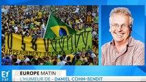 Les Brésiliens dans la rue contre leur Présidente, Dilma Rousseff