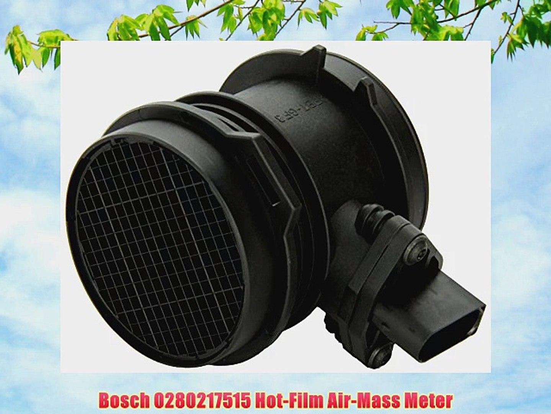 Bosch Mass Air Flow Meter Sensor 0281002549