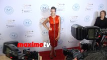 Stacy Keibler 30th Anniversary Impact Awards Dinner Red Carpet