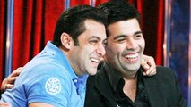 Check Out! Karan Johar's SPECIAL GIFT To Salman Khan