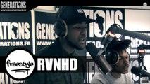 RVNHD - Freestyle (Live des studios de Generations)