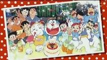 Doraemon De cumpleaños en cumpleaños | Capitulo Especial | Español 2015