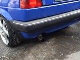 VW GOLF 2 G60 SOUND
