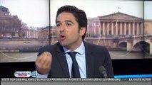 Arnaud Robinet défend le maintien des repas sans porc à la cantine
