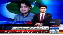 Chaudhary Nisar Hand Over Evidences About Altaf Hussain To UK High Commissioner